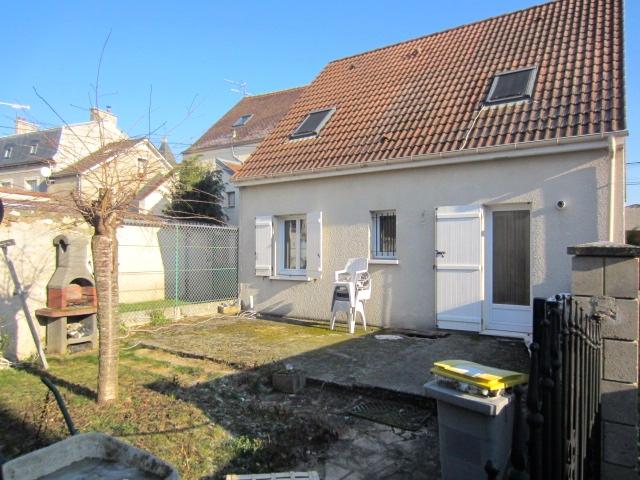 Vente non mitoyen 4 chambres dont une rdc possibilit d for Restaurant le jardin 02190 neufchatel sur aisne
