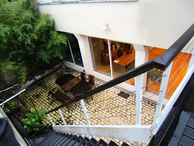 Vente maison d 39 architecte vue panoramique sur paris et for Restaurant le jardin 02190 neufchatel sur aisne