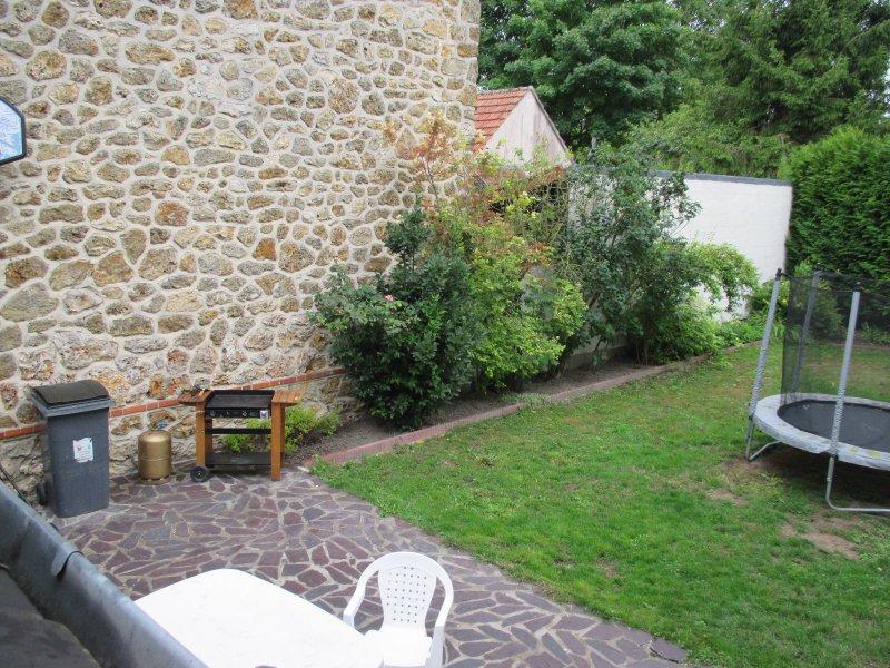 Vente maison 4 chambres garage terrain clos for Maison guignicourt