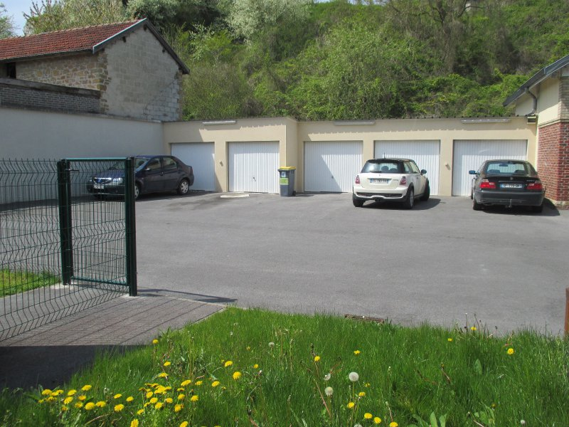 Vente maisonnette 3 chambres terrasse cave et garage for Restaurant le jardin 02190 neufchatel sur aisne