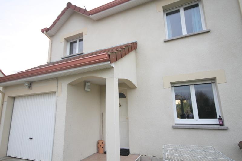 Vente reims 25mn fismes maison de 2012 90m garage for Restaurant le jardin 02190 neufchatel sur aisne